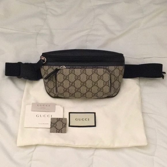 990808fc6f8 Gucci Handbags - GG Supreme belt bag